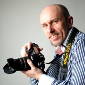 Marek Kloska fotograf i szkoleniowiec, właściciel firmy fotofree.pl