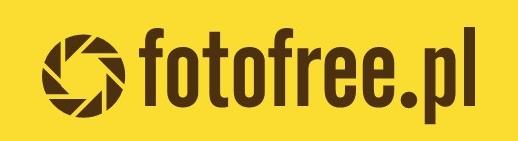 """Logo firma """"fotofree kropka pl Marek Kloska"""" zakres działalności: szkolenia stacjonarne, wideo porady on-line, bezpłatne kursy e-mailowe"""
