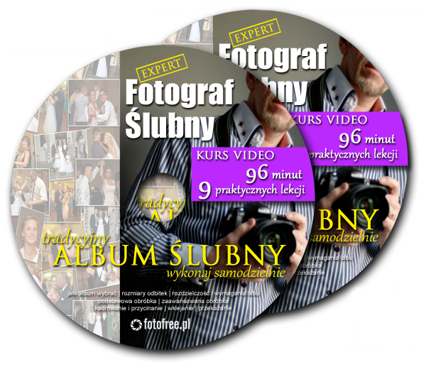 Kurs fotograficzny na DVD - Album tradycyjny od A do Z