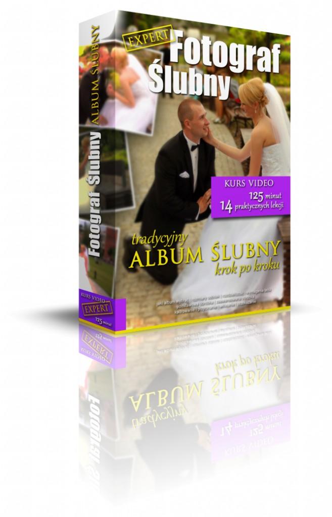 Kurs fotografii ślubnej dostępny on-line. Jak przygotować pliki, dokonać obróbki zdjęć i zaprojektować z odbitek wspaniały album ślubny.